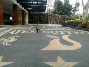 Pesankamarhotel.com | entrance utama