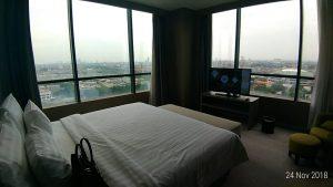 Kamar suite / Pesankamarhotel.com